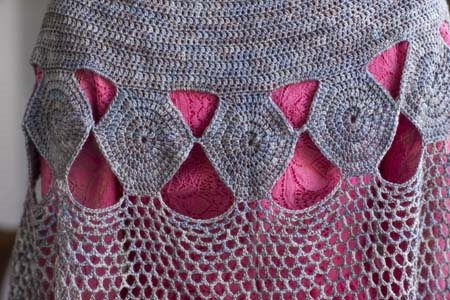 It Girl Crochet: Lace Shawl