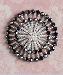 You'll love learning how to make brooches with this free beading project.