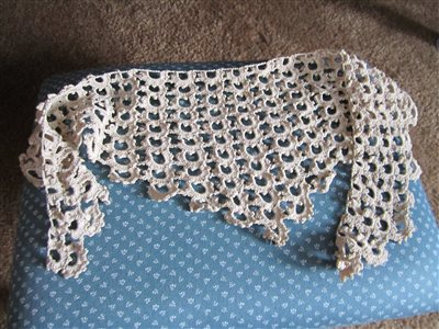 Antique Crochet Spotlight - Interweave