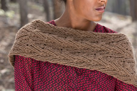 Woven Twigs Cowl Full