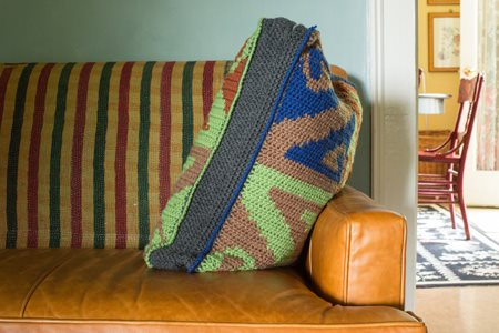 Andean Wings Pillow