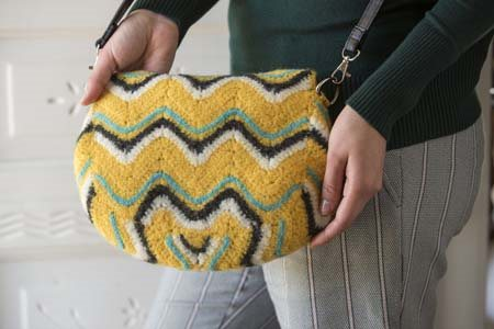 It Girl Crochet: Purse