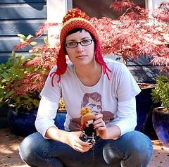 Jayne Cobb Hat + Jayne Cobb Amigurumi
