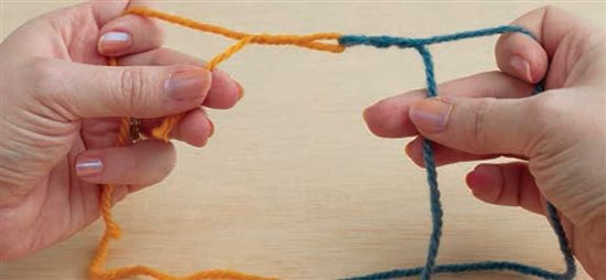 Learn how to join a new yarn