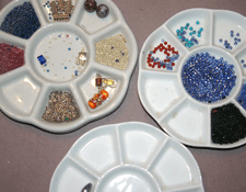 ceramic bead dishes beading supplies