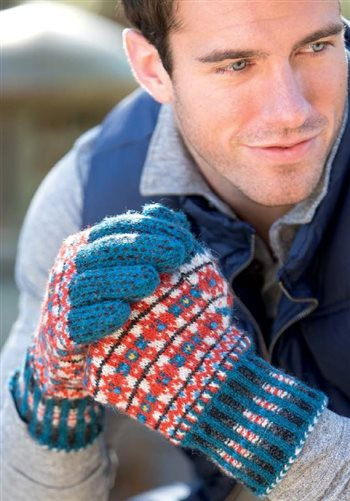 Matti Gloves by Lucinda Guy from First Frost