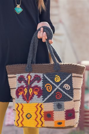 Outback Tote front