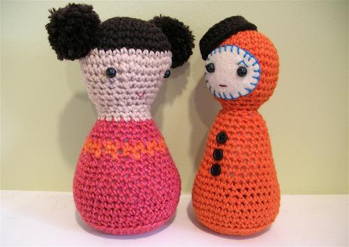 Lucy-Lou & Tim-Bob