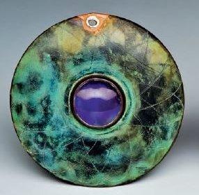 Judy Parady's medallion