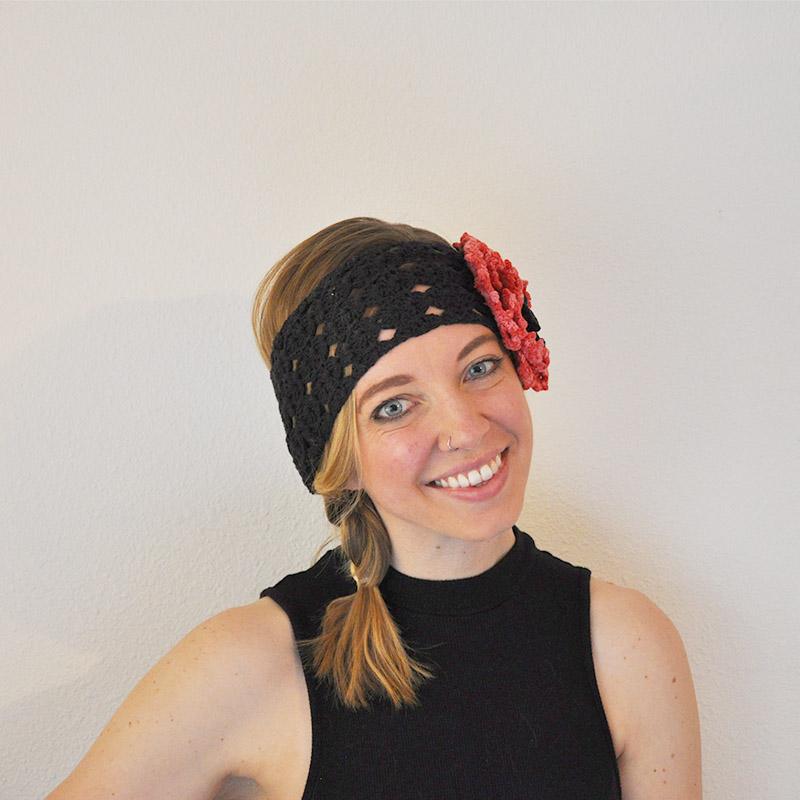 Budding Headband