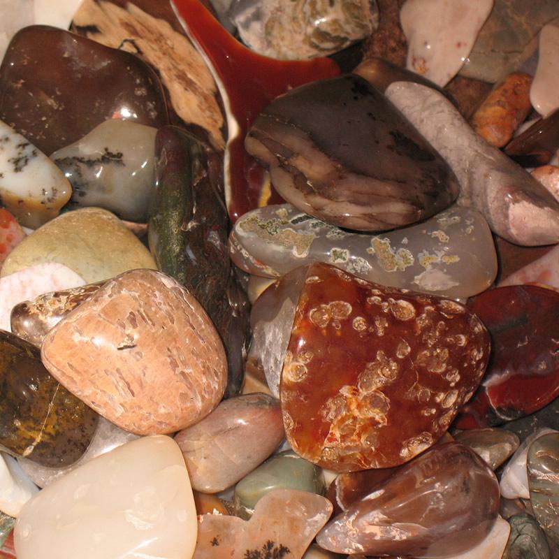Rock Hunting: Rumble in the Tumbler