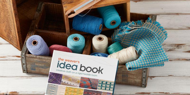 Let's Talk Color: Weft Yarn Color Changes for Rigid Heddle