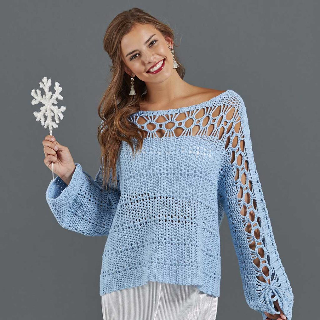 WWDD: 10 Ways to Add Crochet to a New Year\'s Eve Outfit - Interweave