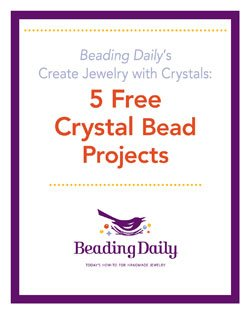 Free Crystal Bead Projects You Have to Make.