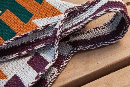 Crochet Tapestry Crochet Bag