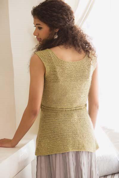 Crochet So Lovely: Lace Crochet Tunic