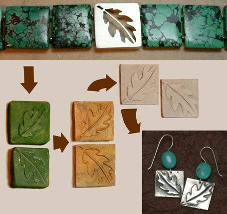 make easy molds for jewelry making