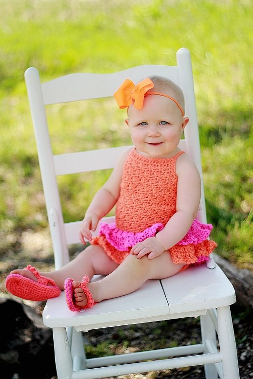 Child and Baby Crochet Patterns