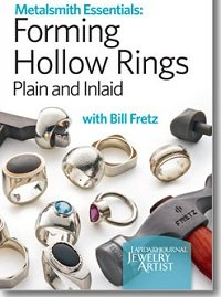 Learn everything you've always wanted to know about metalsmithing rings for your rings and for toes with this handy blog.