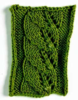 Nature in Knitting: Leaves - Interweave