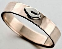 After learning about soldering copper and brass jewelry, try your new jewelry-making skills on the Karatium and Sterling Band project.