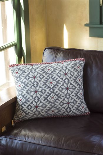 Snorri Cushion First Frost