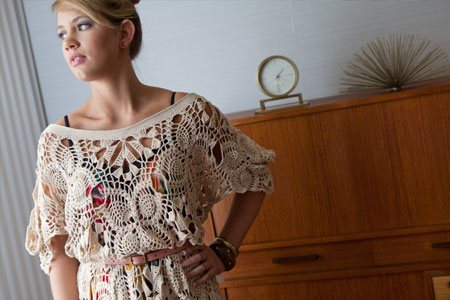 Coogee Bay Dress Interweave