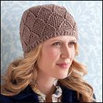 Crochet Cable Hat