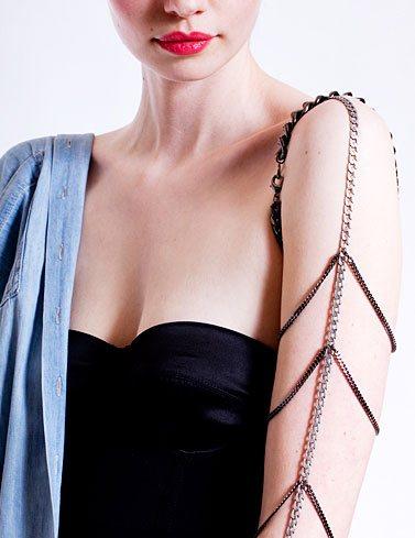 Avant Garde Jewelry Interweave