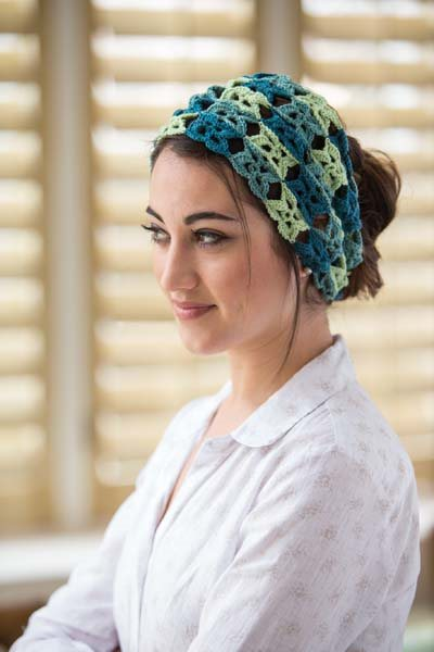 Crochet So Lovely: Motif Crochet Headband