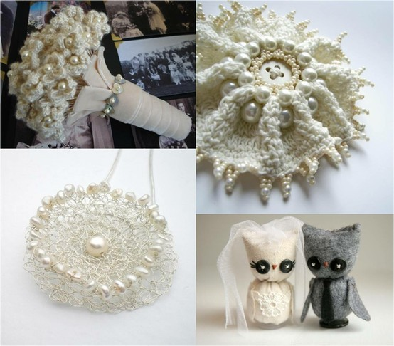 Crochet Wedding Gifts Interweave