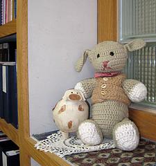 Sir Stephen the Bunny