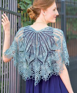 Knitting Lace Patterns Tips : Tips for Better Lace Knitting - Interweave
