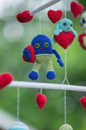 Monster Love Mobile Pants Monster
