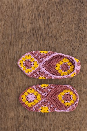 Ella Slippers detail