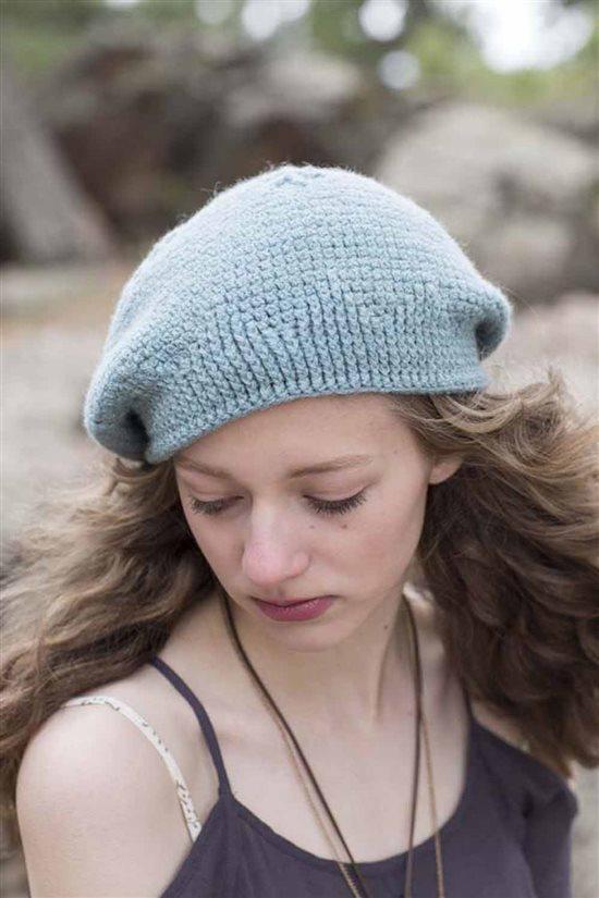 Crochet Ever After: Crochet Beret
