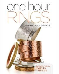 Learn how to make rings in this one-hour, ring-making tutorial DVD.