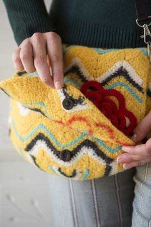 It Girl Crochet: Bag