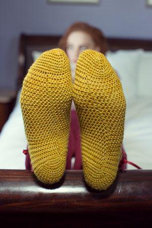 Twirl Socks Bottom