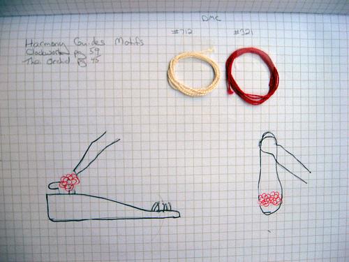 Sandal Notebook