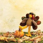 Crochet Amigurumi Turkey