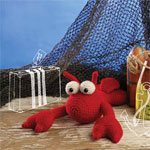 Crochet Amigurumi Lobster