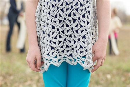 Garden Dress Detail