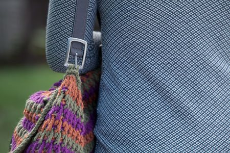 Easy Crochet Bag