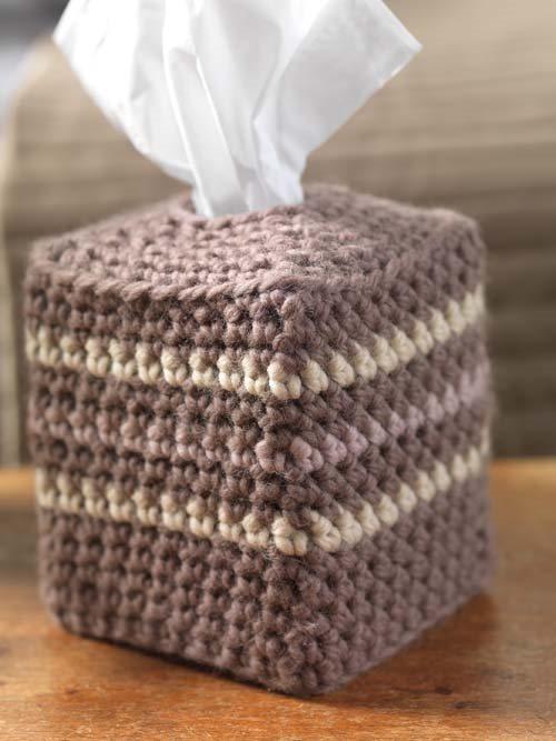 Crochet Tissue Cozy