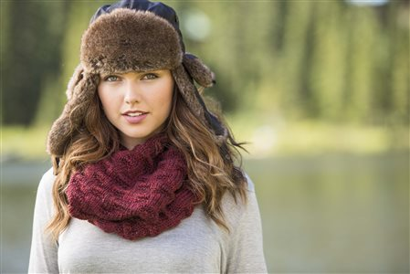 fall river cowl knitted cowl pattern
