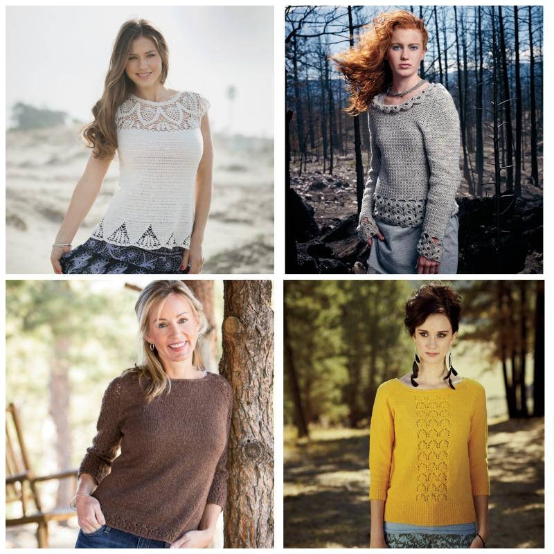 convert a sweater pattern