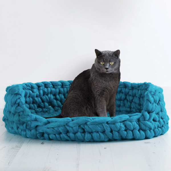 supersize crochet