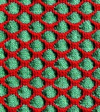 Learn something new: The Honeycomb Pattern (new and improved version!) - Inte...