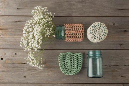 DIY Wedding Jar Covers
